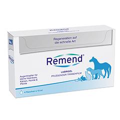 REMEND Lubrigel f.Hund/Katze/Pferd 4x10 Milliliter