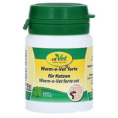 Wurm-o-Vet Forte für Katzen 20 Gramm