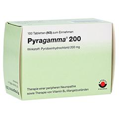 PYRAGAMMA 200 Tabletten 100 Stück N3