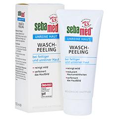SEBAMED Unreine Haut Wasch-Peeling 100 Milliliter