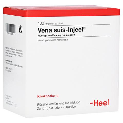 VENA SUIS Injeel Ampullen 100 Stück N3
