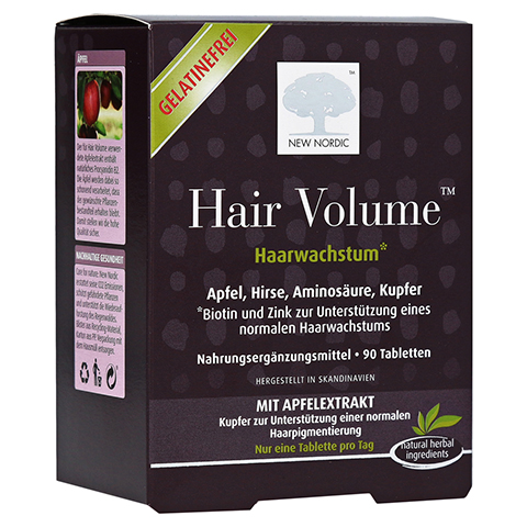 HAIR VOLUME Tabletten 90 Stück