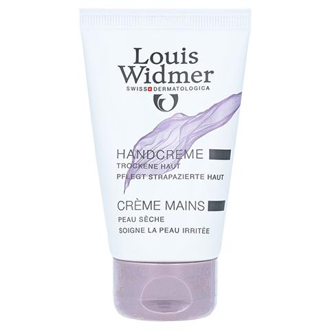WIDMER Hand Creme leicht parfümiert 50 Milliliter