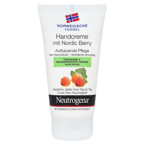 NEUTROGENA norweg.Formel Handcreme m.Nordic Berry 75 Milliliter