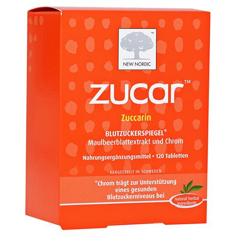 ZUCAR Zuccarin Tabletten 120 Stück