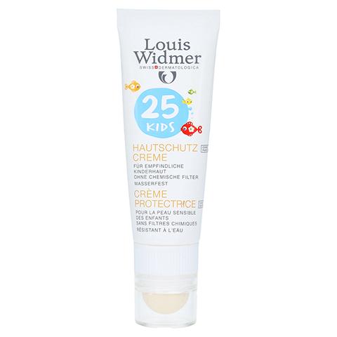 WIDMER Kids Hautschutz Creme SPF 25 unp.Tube+Lips. 25 Milliliter
