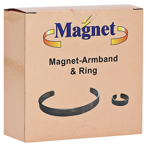 MAGNET ARMBAND & Ring Set 1 Stück