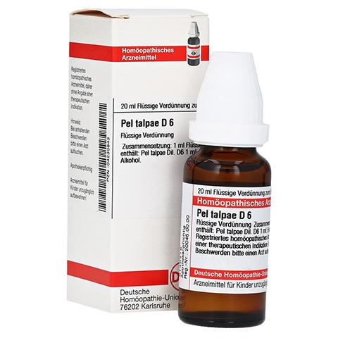 PEL TALPAE D 6 Dilution 20 Milliliter N1