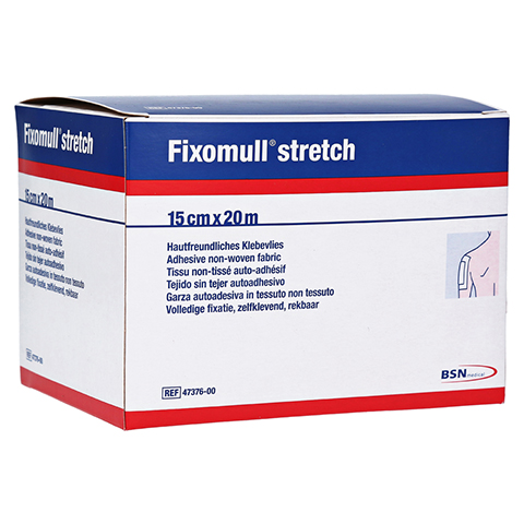 FIXOMULL stretch 15 cmx20 m 1 Stück