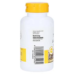 L-ARGININ 1000 mg Tabletten 90 Stück - Rückseite