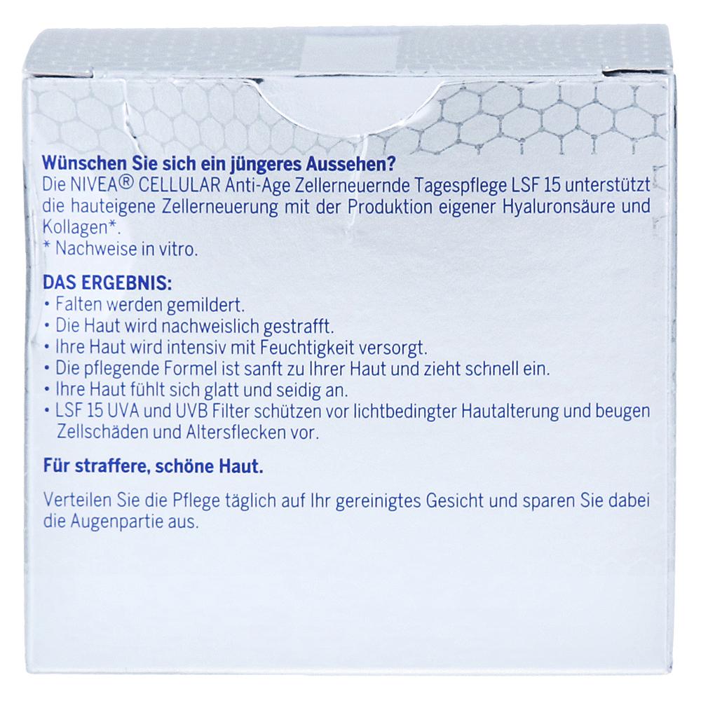 NIVEA CELLULAR Anti-Age Tagespflege LSF 15 50 Milliliter..