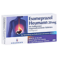 Esomeprazol Heumann 20mg bei Sodbrennen 14 Stück
