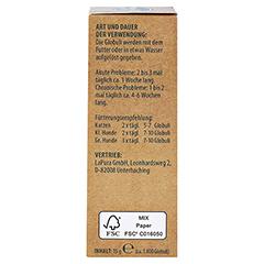 LAPURA Bachblütenmischung Nr.2 Globuli vet. 15 Gramm - Linke Seite