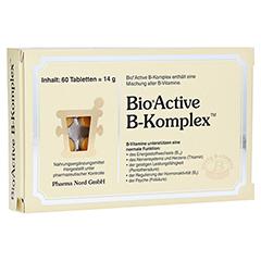 BIO ACTIVE B-Komplex Tabletten 60 Stück