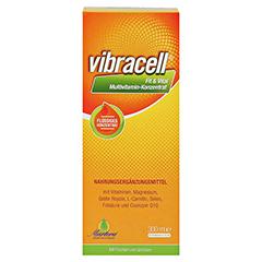 VIBRACELL flüssig 300 Milliliter - Vorderseite