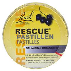 BACH ORIGINAL Rescue Pastillen schw.Johannisb. 50 Gramm - Vorderseite