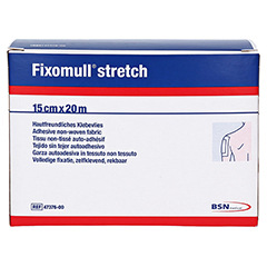 FIXOMULL stretch 15 cmx20 m 1 Stück - Vorderseite