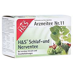 H&S Schlaf-und Nerventee 20x2.0 Gramm