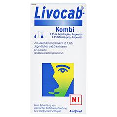 Livocab 1 Stück N1 - Vorderseite