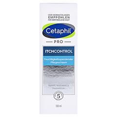 CETAPHIL Pro Itch Control Pflegeschaum Körper 100 Milliliter - Vorderseite