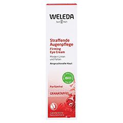 WELEDA Granatapfel straffende Augenpflege 10 Milliliter - Vorderseite