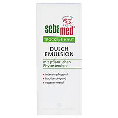 SEBAMED Trockene Haut Duschemulsion 200 Milliliter - Vorderseite