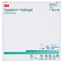 TEGADERM Hydrogel FK Tube 91110 10x15 Gramm - Vorderseite