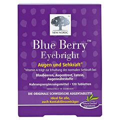 BLUE Berry Tabletten 120 Stück - Vorderseite