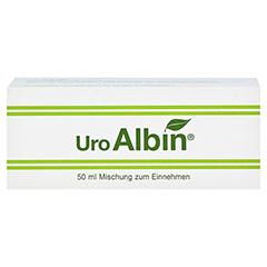 URO ALBIN Tropfen zum Einnehmen 50 Milliliter N1 - Vorderseite