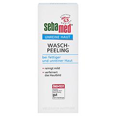 SEBAMED Unreine Haut Wasch-Peeling 100 Milliliter - Vorderseite