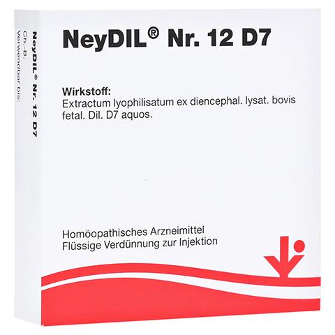NEYDIL Nr.12 D 7 Ampullen 5x2 Milliliter N1