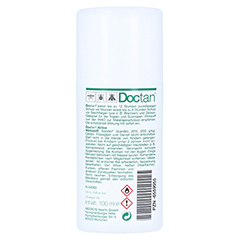 DOCTAN Spray 100 Milliliter - Rückseite
