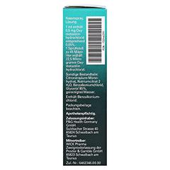 Nasivin Nasenspray Erwachsene und Schulkinder 10 Milliliter N1 - Linke Seite