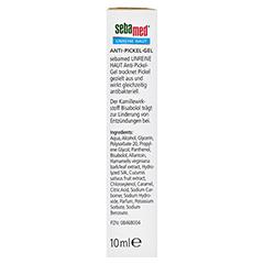 SEBAMED Unreine Haut Anti Pickel Gel 10 Milliliter - Linke Seite