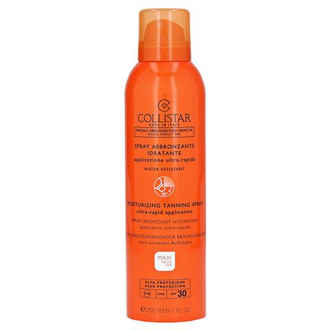 COLLISTAR Moisturizing Tanning Spray LSF 30 200 Milliliter