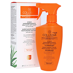 COLLISTAR Supertanning water with Aloe Milk 400 Milliliter