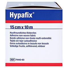 HYPAFIX Klebevlies hypoallergen 15 cmx10 m 1 Stück - Linke Seite