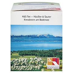H&S Moringa plus Minze Filterbeutel 20x2.3 Gramm - Rechte Seite
