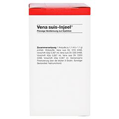 VENA SUIS Injeel Ampullen 100 Stück N3 - Rechte Seite