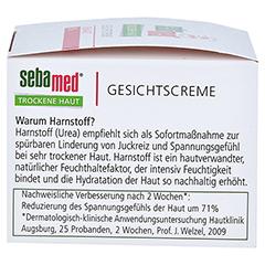 Sebamed Trockene Haut Gesichtscreme Urea akut 5% 50 Milliliter - Rechte Seite