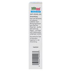 SEBAMED Unreine Haut Anti Pickel Gel 10 Milliliter - Rechte Seite
