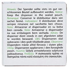 JODOFORM Tamponade 1 cmx5 m 1 Stück - Rückseite