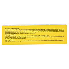 VMP Katzenpaste vet. 50 Gramm - Rückseite