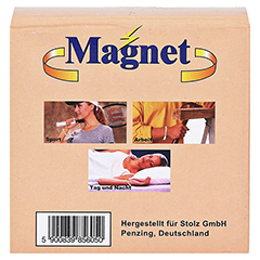 MAGNET ARMBAND & Ring Set 1 Stück - Rückseite