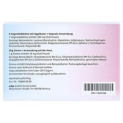 Mykofungin 3 Kombi 1 Packung N2 - Rückseite