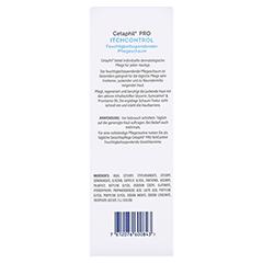 CETAPHIL Pro Itch Control Pflegeschaum Körper 100 Milliliter - Rückseite