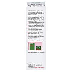 Sebamed Trockene Haut Handcreme Urea akut 5% parfümfrei 75 Milliliter - Rückseite