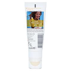 WIDMER Kids Hautschutz Creme SPF 25 unp.Tube+Lips. 25 Milliliter - Rückseite