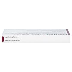 RHODIOLOGES 200 mg Filmtabletten 20 Stück N1 - Oberseite