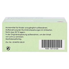 PYRAGAMMA 200 Tabletten 100 Stück N3 - Unterseite